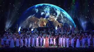André Rieu - EARTH SONG    (composed By Michael Jackson)