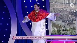 Artus [57] Le pape a tweeté en latin #ONDAR