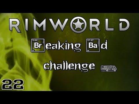 RimWorld Breaking Bad Challenge 💊#22: Schutzanzug im Einsatz! | Leya