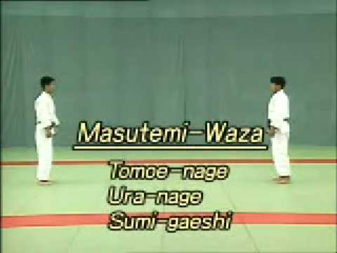 Nage No Kata Judo Instruction