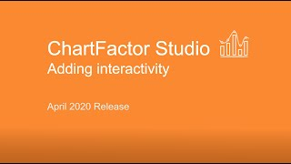 Video Tutorial: Adding Interactivity