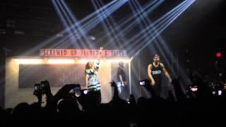 2 On/Thotful : Drake Warehouse Live - HAW 2014