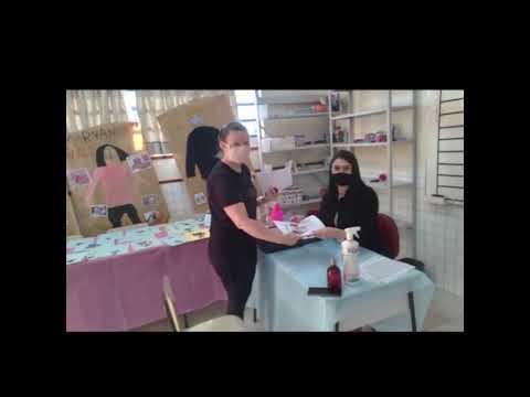 Sábado teve a 1ª Mostra Pedagógica da EMEF Professora Eida da Silveira. alguns momentos do evento