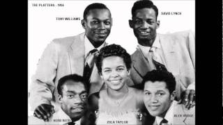 Sixteen Tons- The Platters & Eugene Church-'1957 & 1963( 2 VERSIONS)
