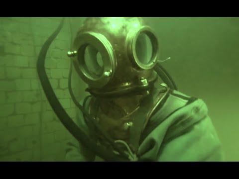 Подводные работы | ЕХперименты с Антоном Войцеховским