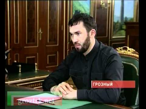 Видео-репортаж о подготовке в Грозном