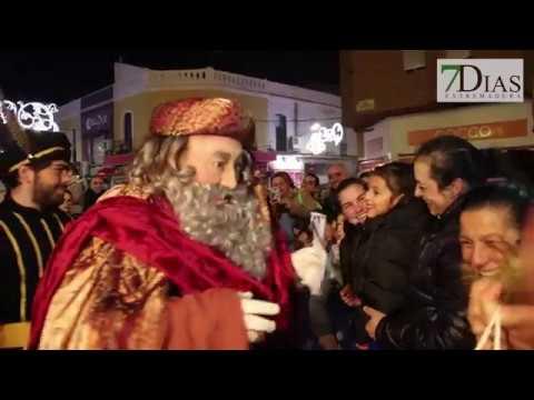 CABALGATA DE LOS REYES MAGOS EN BADAJOZ 2019