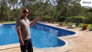 Video Rural Villa on Mallorca Can Jeroni Petit