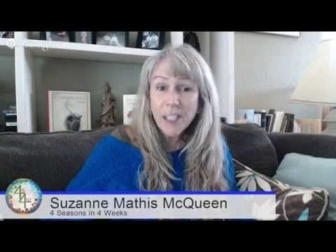 4 Seasons In 4 Weeks - Suzanne McQueen- The Inspiration Show