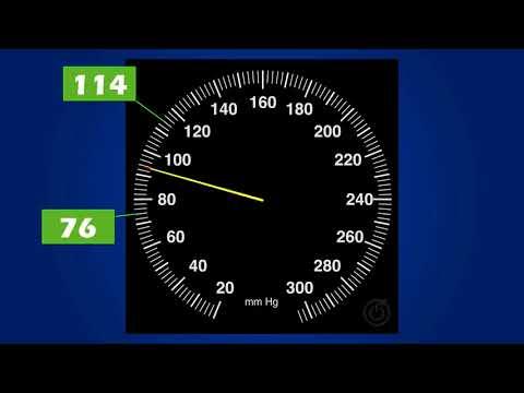Ambulancia presión arterial alta