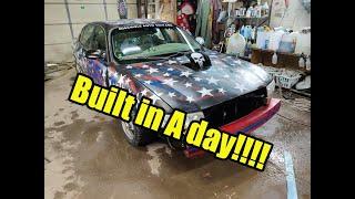 building a bump and run car ep2 syc