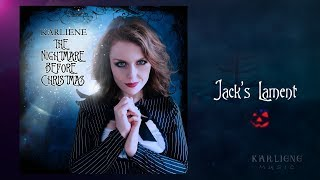 Karliene - Jack's Lament - The Nightmare Before Christmas EP