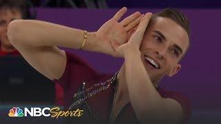 2018 Winter Olympics Recap Day 7 (Mikaela Shiffrin/Adam Rippon) I Part 1 I NBC Sports
