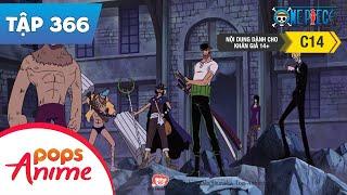 One Piece Tập 366 - Đánh Bại Absalom!! Đòn Tấn Công Tình Bạn Chớp Nhoáng Của Nami!! - Đảo Hải Tặc