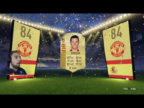 Fifa 18 Pack Opening!1600 points
