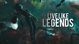 LADIES OF MARVEL | Live like legends.