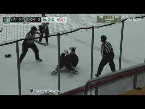 Cody McLeod vs Josh Healey