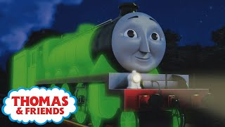 Thomas & Friends™ | Henry in the Dark | Story Time with Mr. Evans | Reading with Thomas