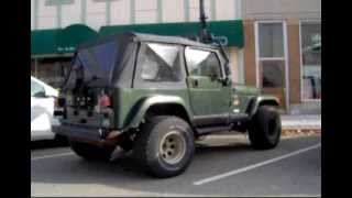 The Jeep Song - Gregory B