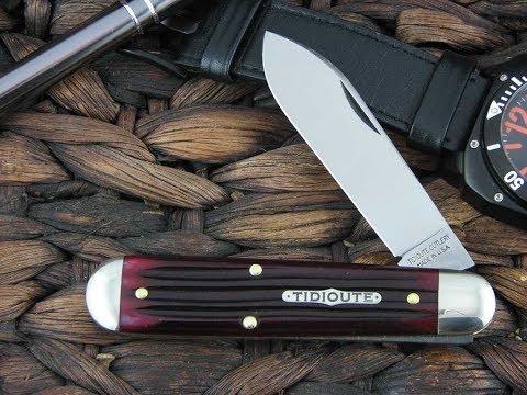 Great Eastern Cutlery #78 American Jack 1Blade 360 Degree Look