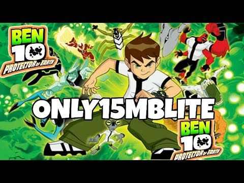 Download Ben 10 Earth protector game Free in Android without
