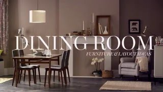 M&S Home: Dining Room Furniture & Layout Ideas