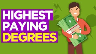 10 Highest Paying College Degrees