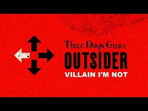 Three Days Grace - Villain I'm Not (Audio)