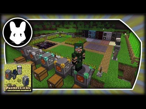 Tiny Progressions: Bit-by-Bit for Minecraft 1.11.2!