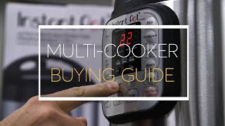 Multi-Cooker Buying Guide   Consumer Reports