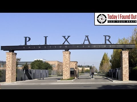 A Lesson in Failure - The Story of Pixar