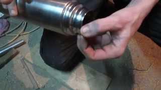 выхлоп насадка-глушитель из термоса