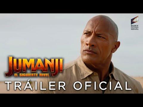 Trailer Jumanji: siguiente nivel