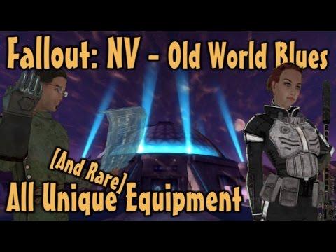 Steam общност видео Fallout Nv Old World Blues Unique