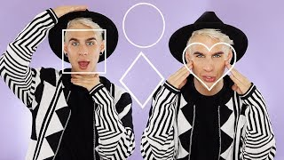 HOW TO PICK THE CORRECT HAIRCUT FOR YOUR FACE SHAPE!   Bradmondo
