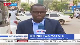 Wahudumu wa Matatu waliodhulumu abiria Meru waamuriwa kufika NTSA