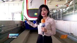 Menengok Kereta Tanpa Awak di Bandara Soekarno-Hatta