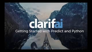 Vidéo de Clarifai