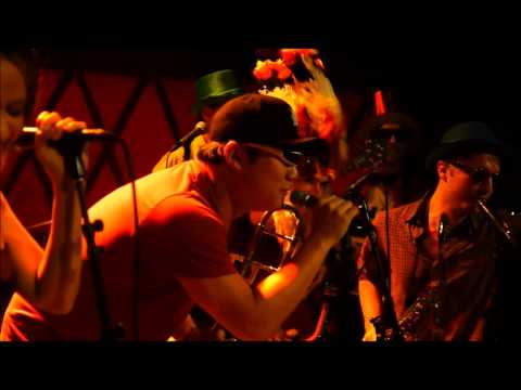 The Uptown Party Down- Green Man live at Rockwood Music Hall