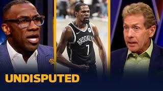 Kevin Durant calls Giannis-led Bucks a future dynasty - Skip & Shannon I NBA I UNDISPUTED