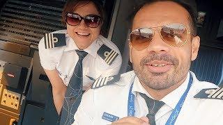 My Last Flight as a Captain 😪