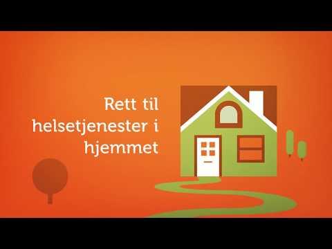 Rett til helsetjenester i hjemmet