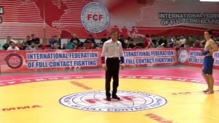Прямая трансляция пользователя FCF-MMA