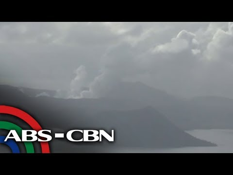 Magma movement to determine length of Taal's eruption, says Solidum | ANC