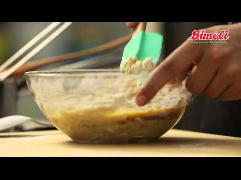 Video BIMOLI - RESEP KUE CUCUR