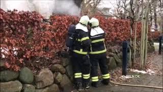 08.01.2021 / Naturbrand-Mindre brand / Lyngby