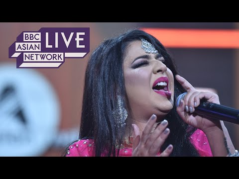Jasmine Sandlas - Whiskey Di Bottal / Illegal Weapon (Asian Network Live 2019)