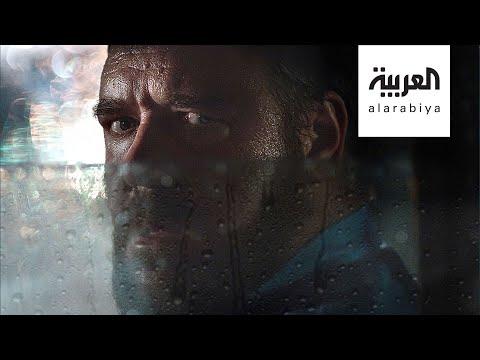 العرب اليوم - شاهد: راسل كرو يحظى بيوم سيء ويصبح مختلا في أحدث أعماله