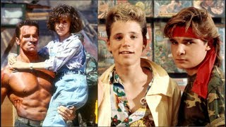 Child Stars Of The '80s Then And Now