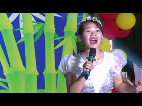 Trung thu Truong tieu hoc Thanh Liet 2018